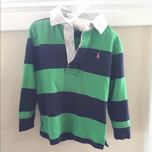 50833d43 Polo by Ralph Lauren Shirts & Tops | Ralph Lauren Boys Rugby Polo ...